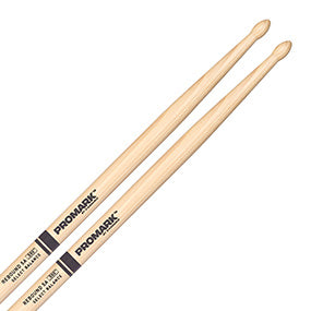 Promark Rebound 5A .550 Hickory Tear Drop Wood Tip Drum Stick