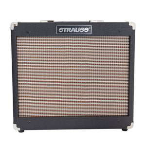 Strauss SVT-15R 15 Watt Combo Valve Amplifier with Reverb