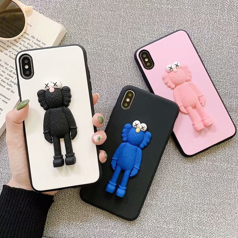 Kaws Elmo Luxury iPhone Case