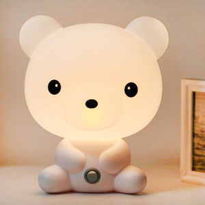 EU Plug Baby Bedroom Lamps Night Light