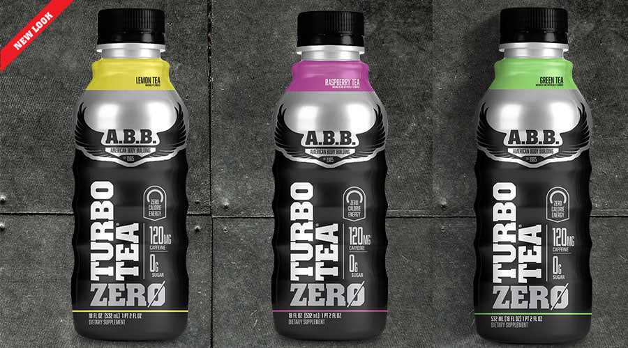 ABB Turbo Tea Zero green  tea