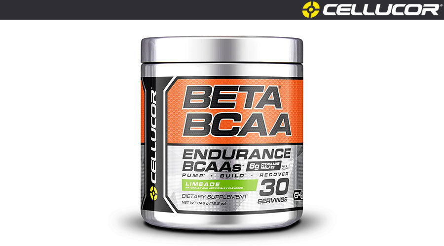 Cellucor Beta BCAA fitness workout gym cardio health best
