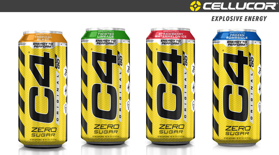 Cellucor C4 Original On the Go original energy health sport exercise gym workout best abs