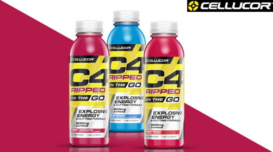 Cellucor C4 Ripped On The abs health gym workout fitness cardio best