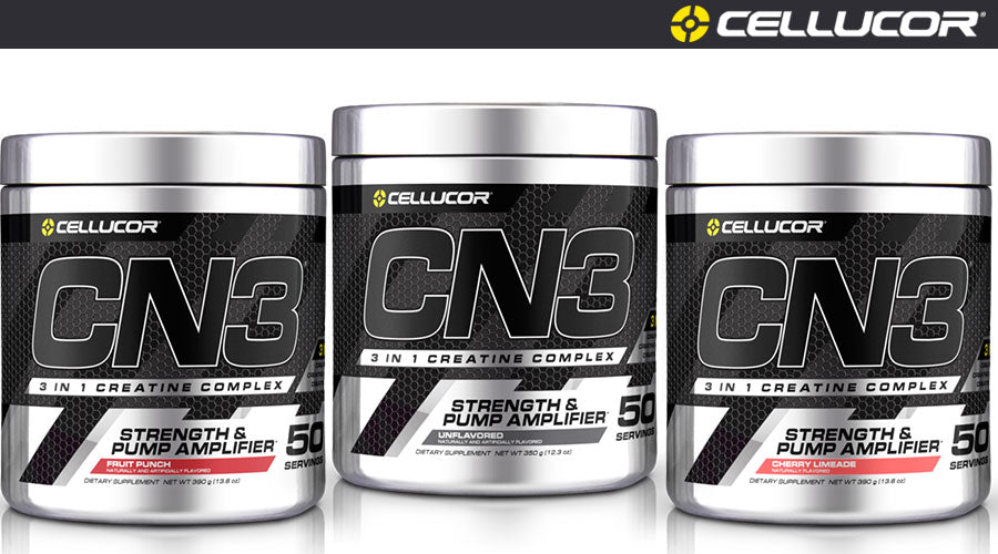 Cellucor CN3 creatine workout best gym fitness