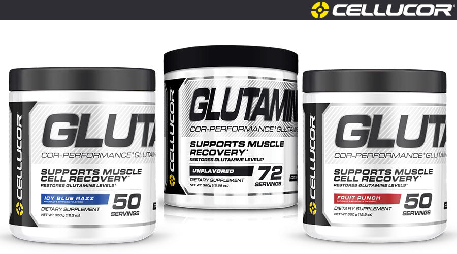 Cellucor Cor Performance Glutamine workout gym fitness abs cardio amino acid