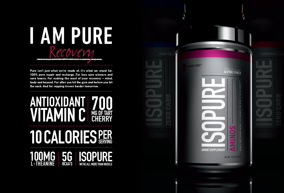 Nature's Best Isopure Aminos, 30 Servings