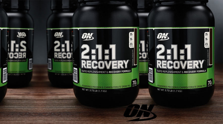 Optimum Nutrition 2:1:1 Recovery
