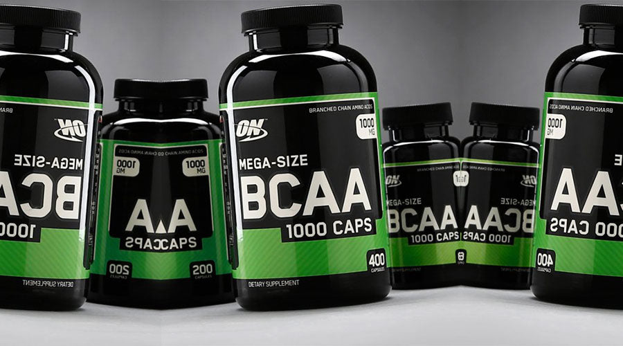 Optimum Nutrition BCAA 1000 Caps 60 200 400 Capsules