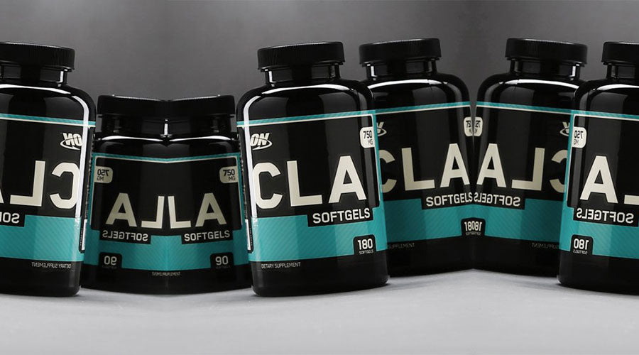 Optimum Nutrition CLA Softgels