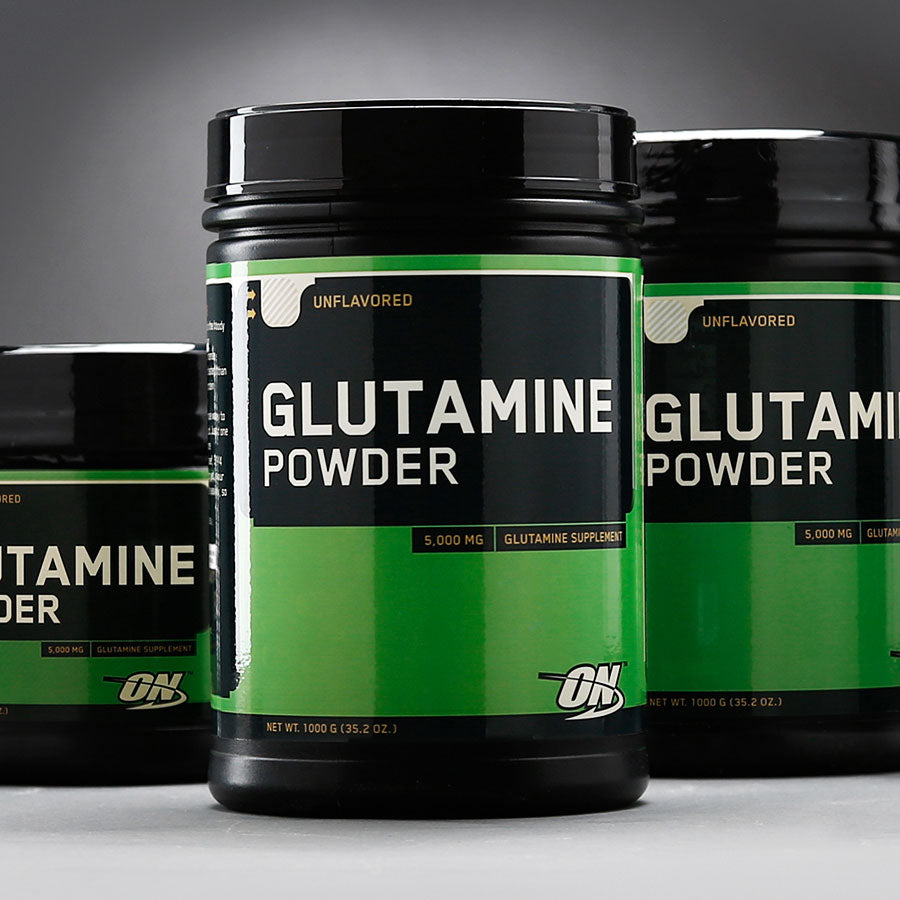 Optimum Nutrition Glutamine Powder  Grams