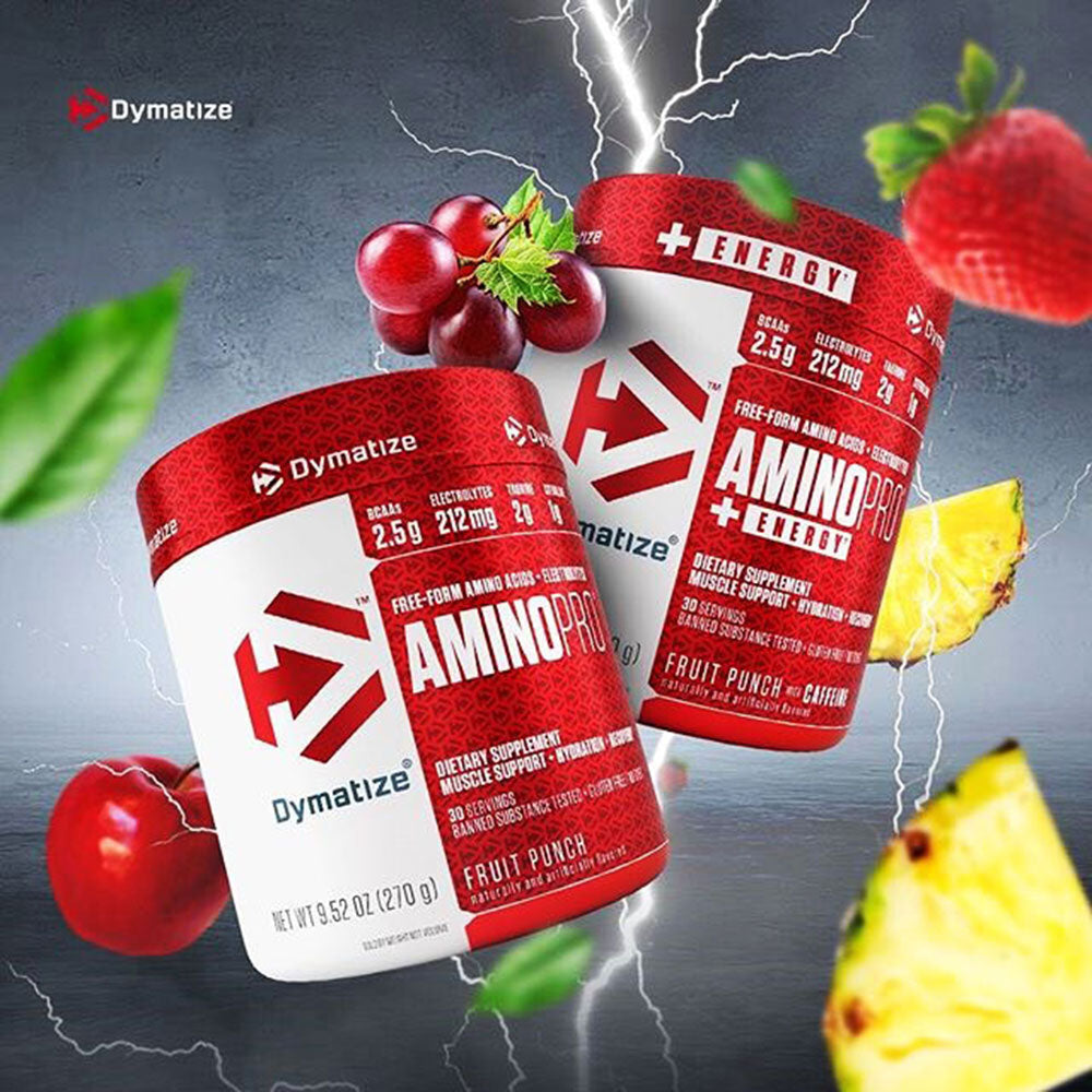 dymatize amino energy pro fruit punch