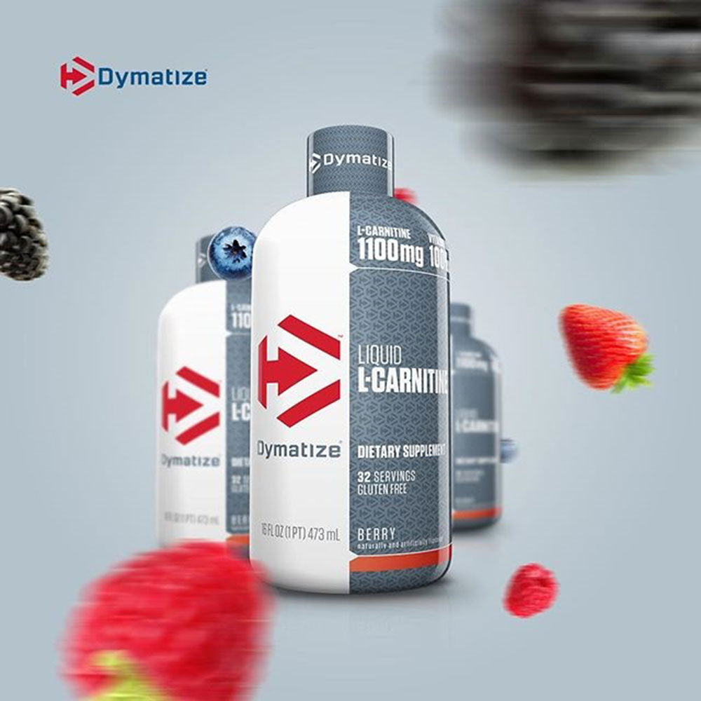 dymatize liquid l carnetine berry grape