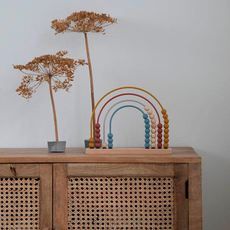 Little Dutch Rainbow abacus Pure & Nature