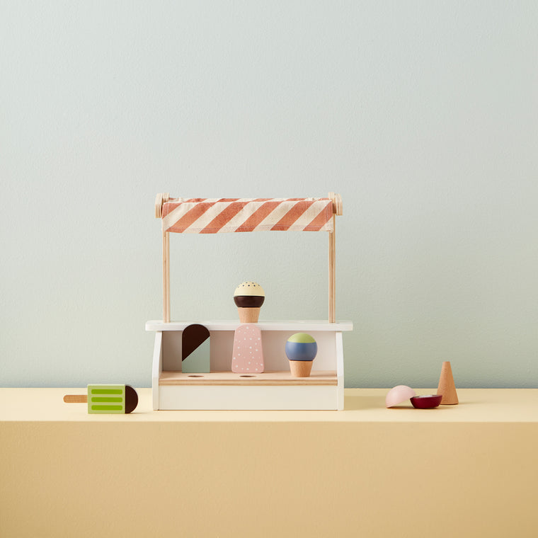 Kids Concept Ice cream table stand BISTRO