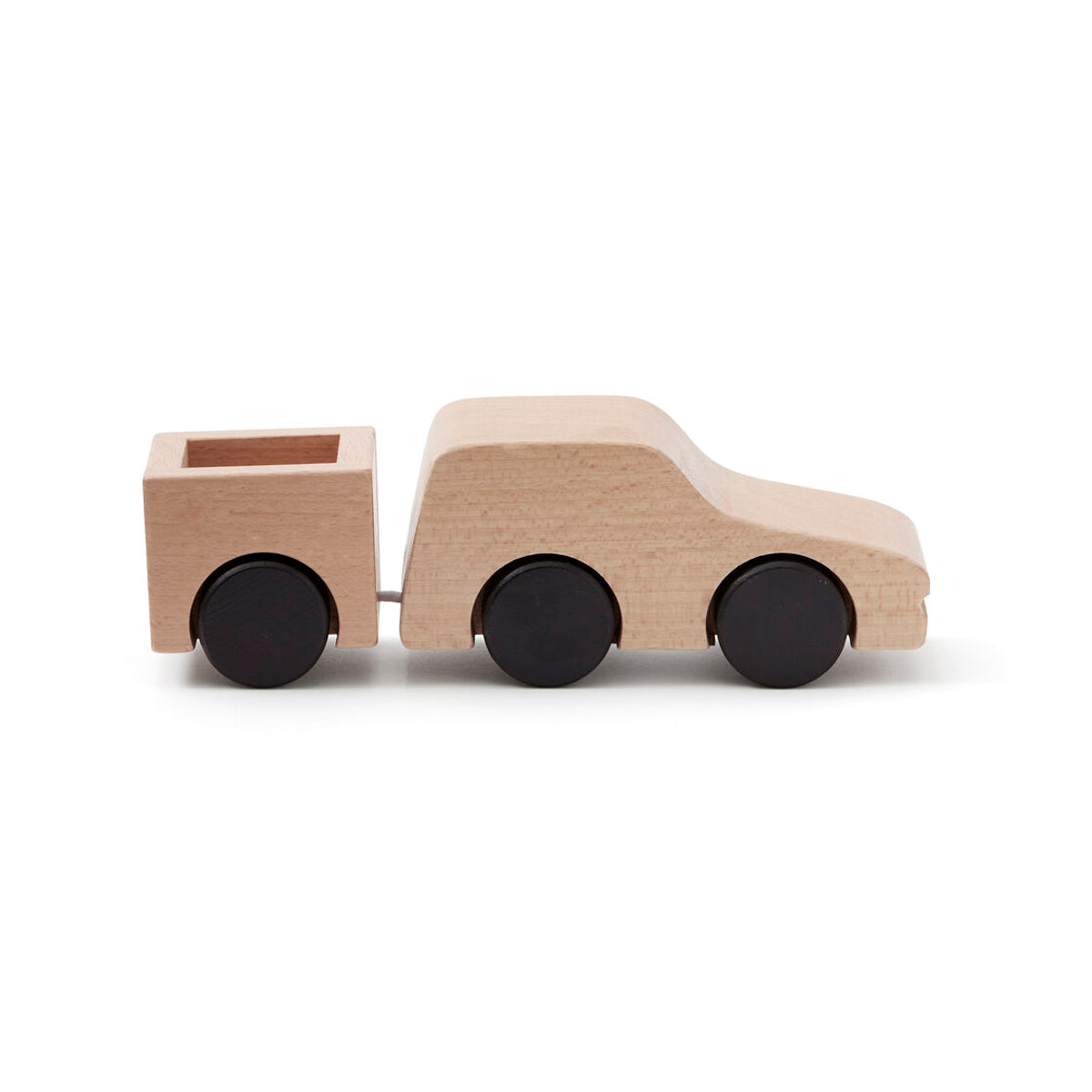 Car Pick up Aiden Kids Concept Rubber wood