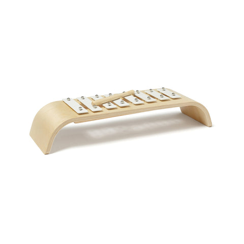 Kids Concept Xylophone plywood white