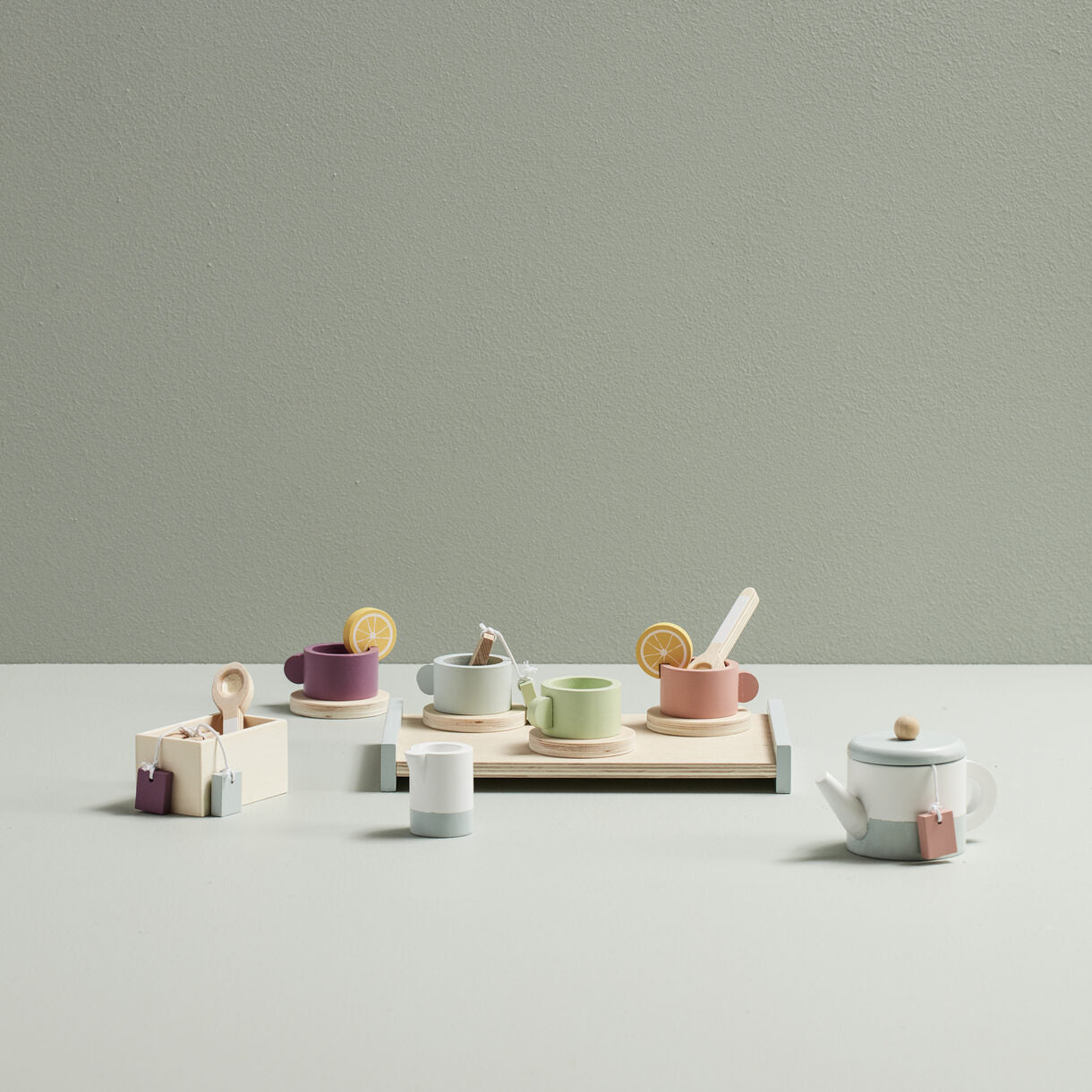 Kids Concept Tea set BISTRO