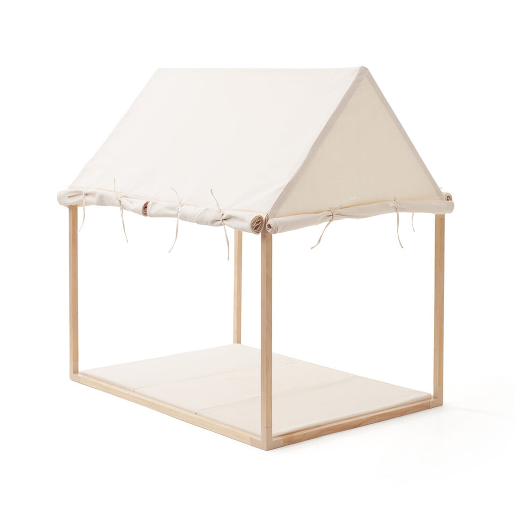 Kids Concept Play house tent off white