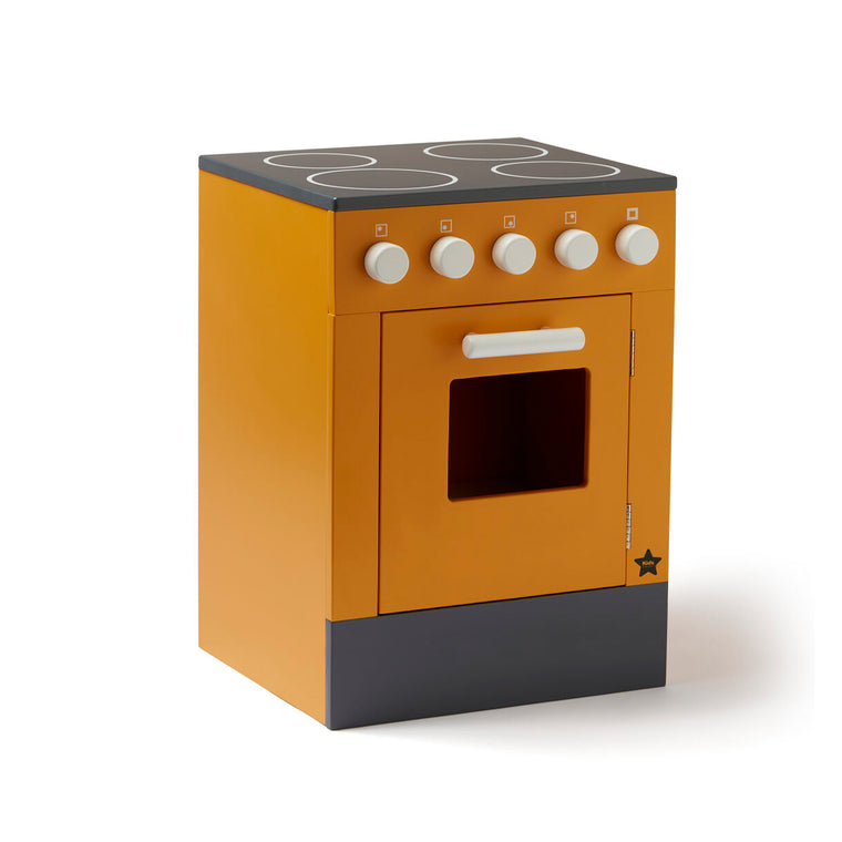 Stove Yellow Bistro
