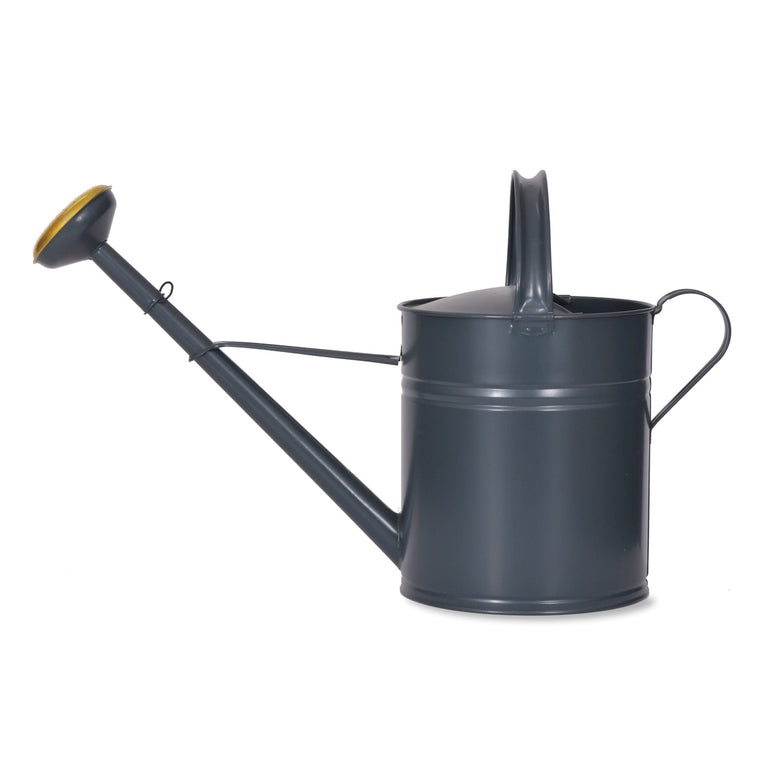 10L Watering Can in Carbon - Steel