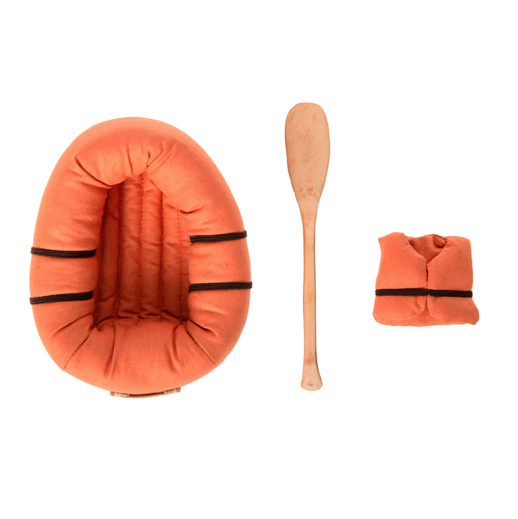 Rubber Boat (miniature)
