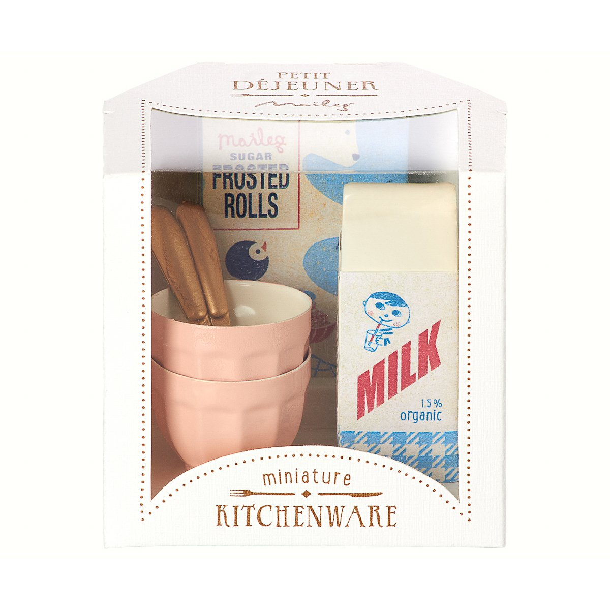 Maileg Breakfast set for two boxed