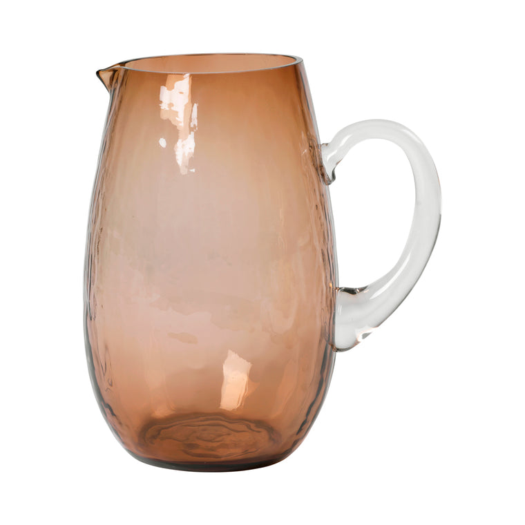 Jug Hammered Brown