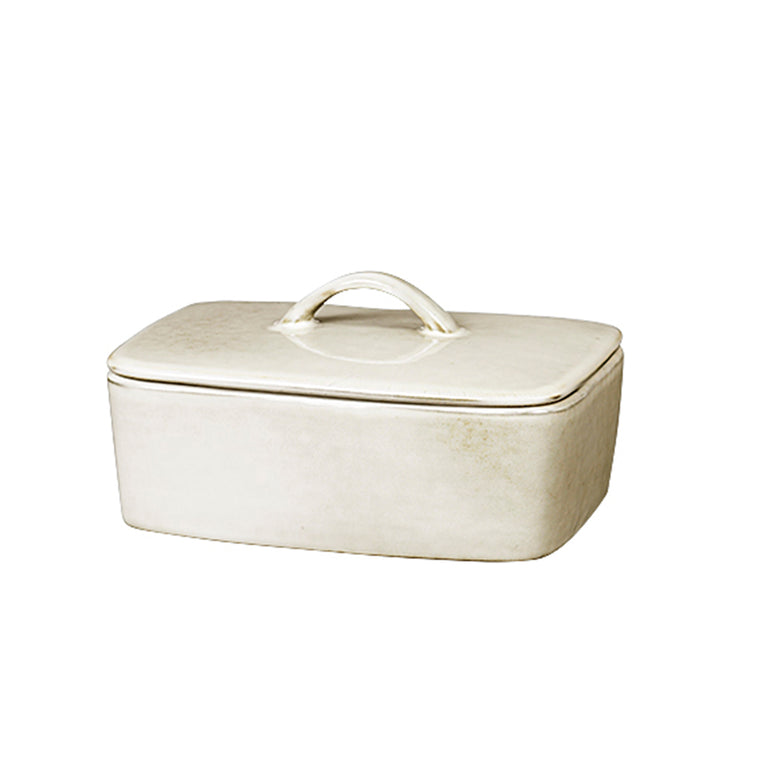 Butter dish 'nordic sand'