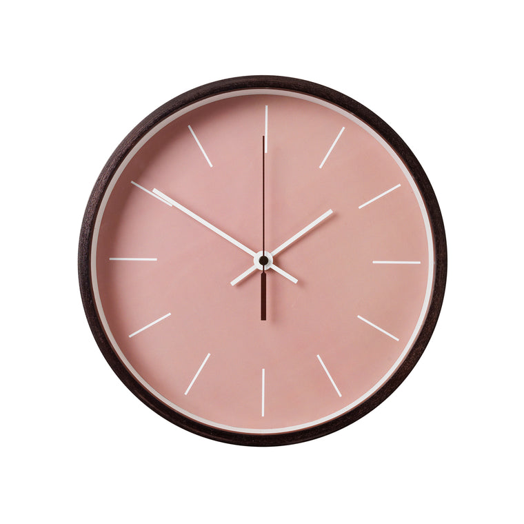 Wall Clock Watch Daniel Birch Antler