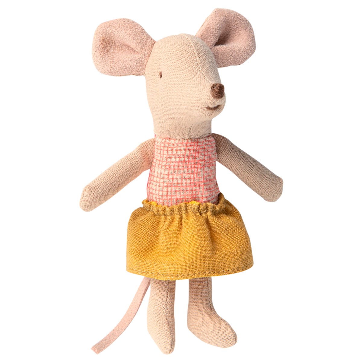 Maileg Little sister mouse in a box Scandinavian toys