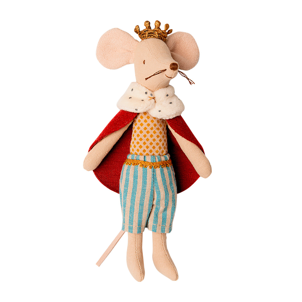 Maileg King Mouse Miniature dolls house