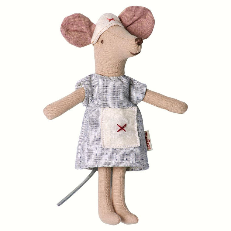 Maileg doctor mouse