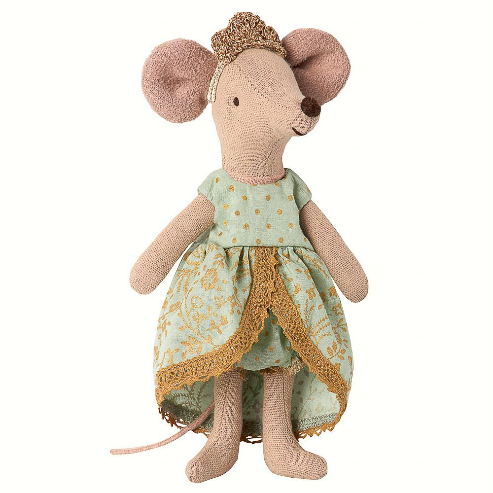 Maileg mouse princess dress mint