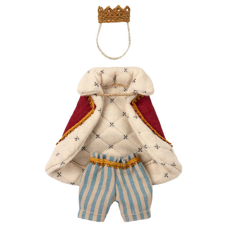 Maileg King Mouse Clothes