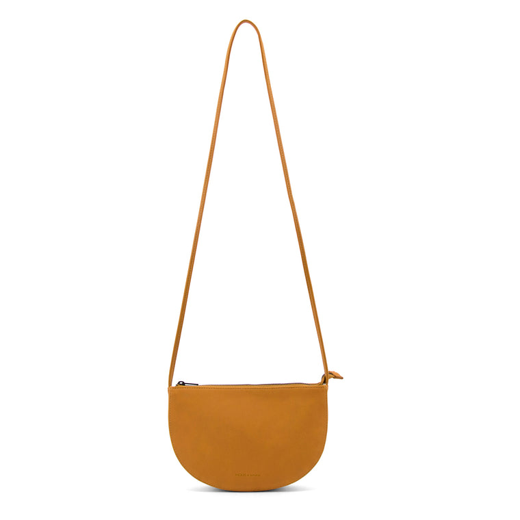 Farou half moon bag - vegan leather