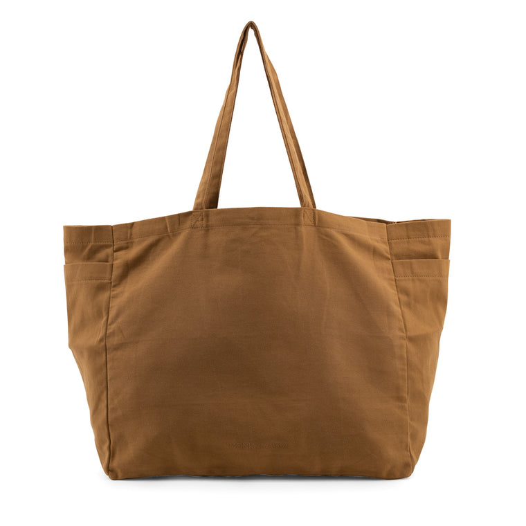 Kyodaina Shopper Ribbed Canvas khaki