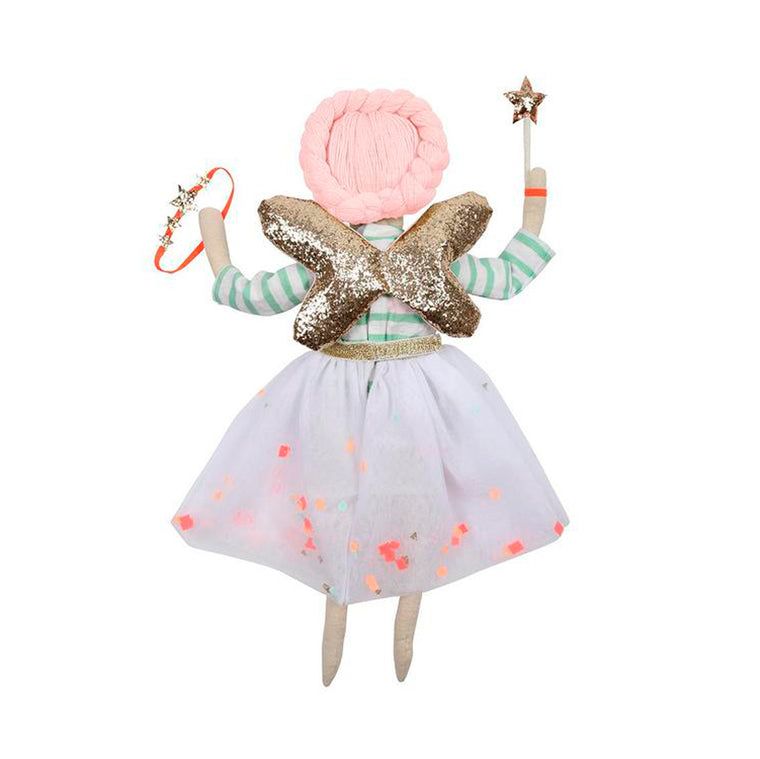 Fairy Doll Dress-Up Kit