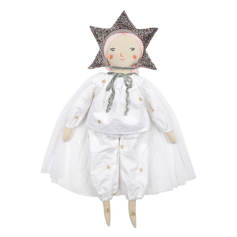 Meri Meri Star Headdress & Cape Doll Dress-Up Kit