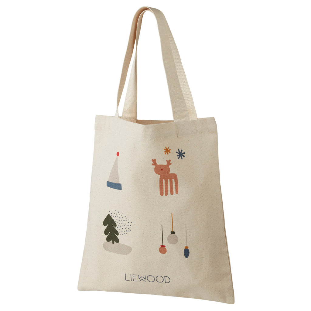 Tote Bag Small - Holiday mix