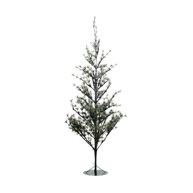 Christmas tree, W. 150 LED lights, Nature