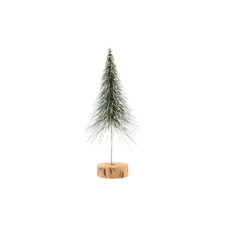 Christmas tree, Spinkle, Nature 30cm
