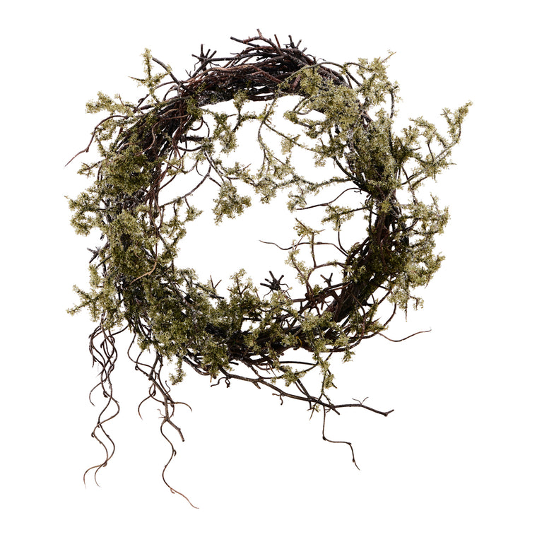Wreath, Wild moss, Nature
