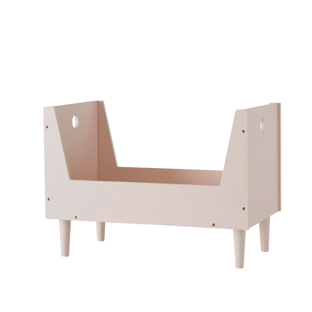 OYOY living design Retro Doll Bed Rose