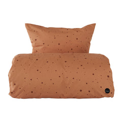 caramel dot doll bedding oyoy living design