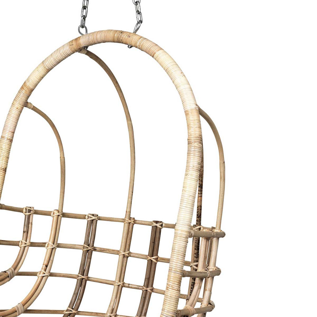 Hanging Chair Egg Rattan