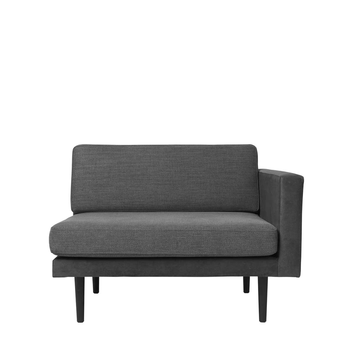 Ocean Sofa Modular Broste Copenhagen chair left