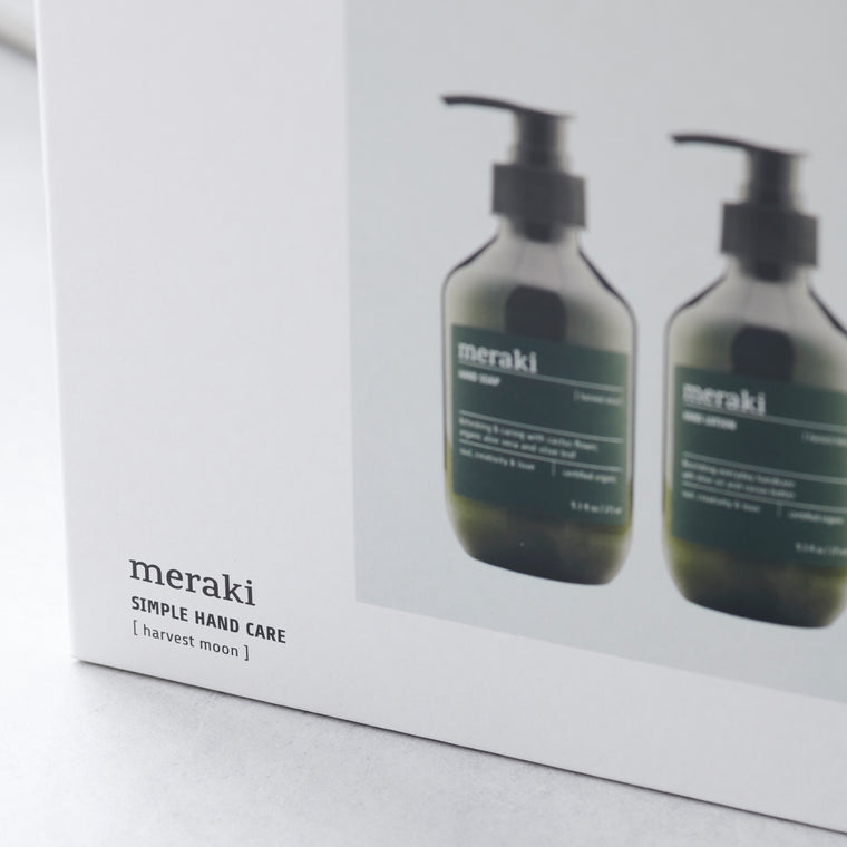 Meraki Giftbox, Harvest Moon Soap set