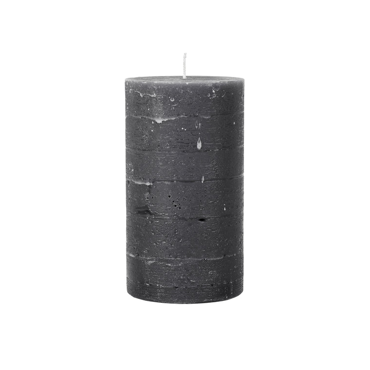 Pillar candle rustic Large Northern Dusk