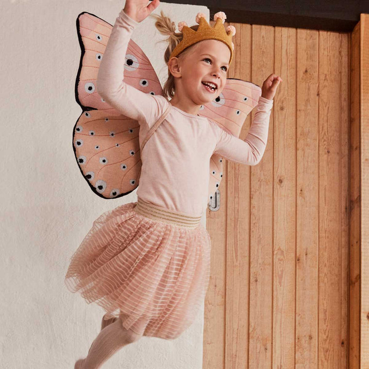 OYOY living design Butterfly costume Rose